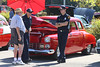 "LAFD CAR SHOW 106 : The ""2011 L.A. FIRE DEPARTMENT CAR SHOW""  at 22801 Roscoe Boulevard, in West Hills accross streets from LA City Fire Station 106. Lots of Food, music and beautiful cars and trucks of all years along with demostrations from Cadet Post 106. Photos by Juan Guerra.  Official Info:  This year all the proceeds will go to the Los Angeles Fireman's Widows, Orphans and Disabled Fireman's Fund and Firefighters Quest for Burn Survivors.  The show will be located at: 22801 Roscoe Blvd. West Hills CA 91304         Across the street from Los Angeles City Fire Station 106 The show will start at 9:00am and go until 3:00pm. Entry fee is $25.00 before October 10, 2011, $35.00 at the gate. For more information call 805.660.0579 or email ShelbyDon@yahoo.com. All participants are welcome! And remember, you don't need a ""show car"" to participate. Our show is low key, so if you just want to come out and have a great day, wax that truck or car of yours and bring it out! Your special car is not completed? Bring it out anyway, people love to see what others are working on. On display will be cars, trucks and motorcycles of all makes and years along with Fire Department Apparatus and Equipment. We will have Music, Food and demonstrations put on by Cadet Post 106. Web site:      2011 Fire Department Car Show - Home (http://lafirecarshow.com/) Flyer link:      http://lafirecarshow.com/yahoo_site_admin/assets/docs/2011_fire_car_show_flyer.272205445.pdf (http://www.socalcarculture.com/Images/101611LAFD.pdf)"