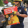 "LAFD ""FILL THE BOOT"" : On April 23-25, 2012, the men and women of the Los Angeles Fire Department will participate in a Fill-The-Boot fundraising campaign to support the fight against Muscular Dystrophy.